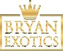 BRYAN EXOTICS LOGO gold 2